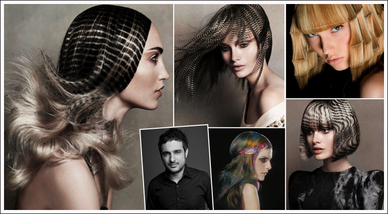 модные прически и окрашевание волос осен