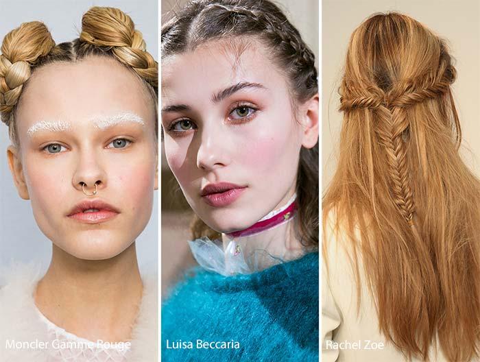 Какие причёски модные в 2017 году для