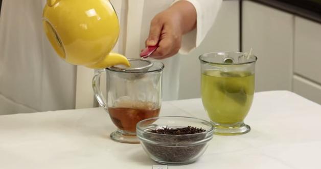 синий чай тайландский действия