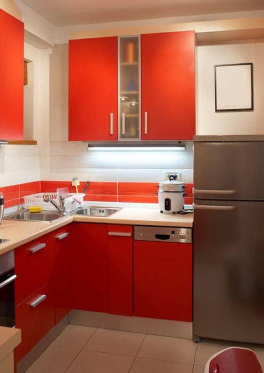 Дизайн современной кухни в хрущевке