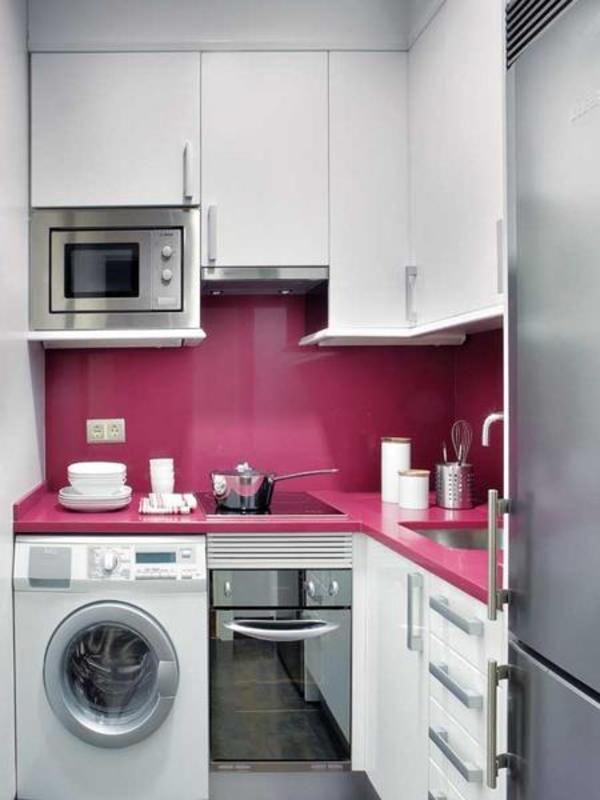 Ремонт на маленькой кухни 2 метра на 4 метра