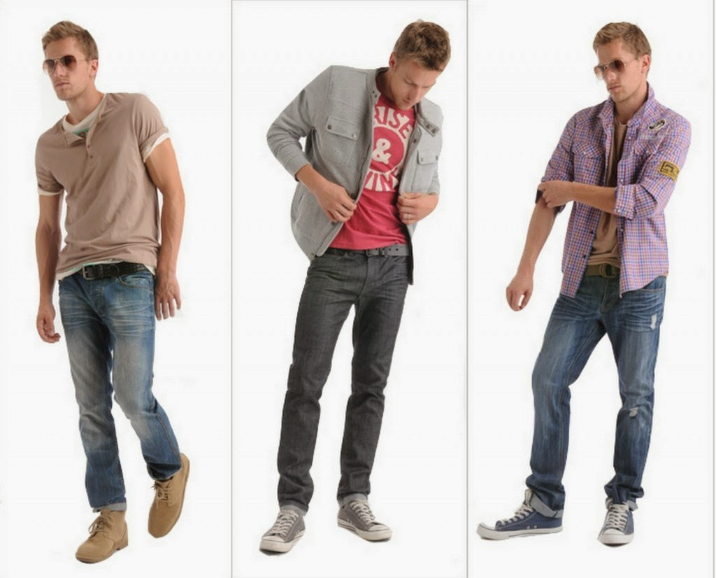 Casual clothes for men summer