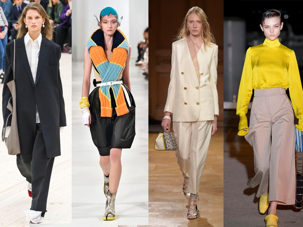 9c4442473b62 Мода 2017  самые модные брюки 2017, какие брюки в моде, модные шорты 2017