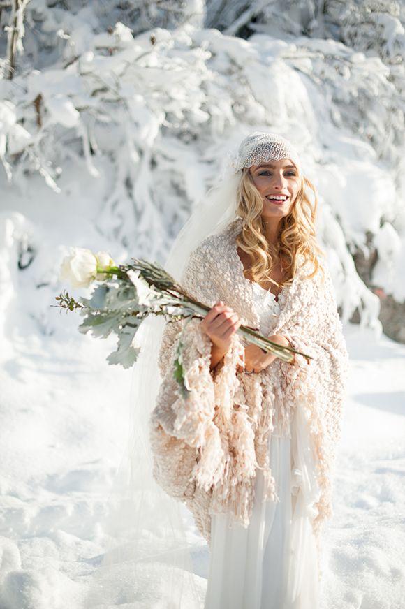 Осенний образ невесты 2017